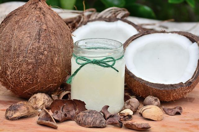 Olej kokosowy i jego działanie