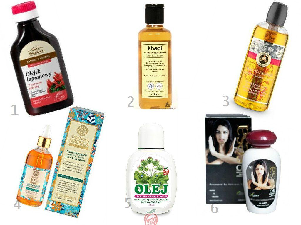 Kosmetyki stymulujące wzrost włosów