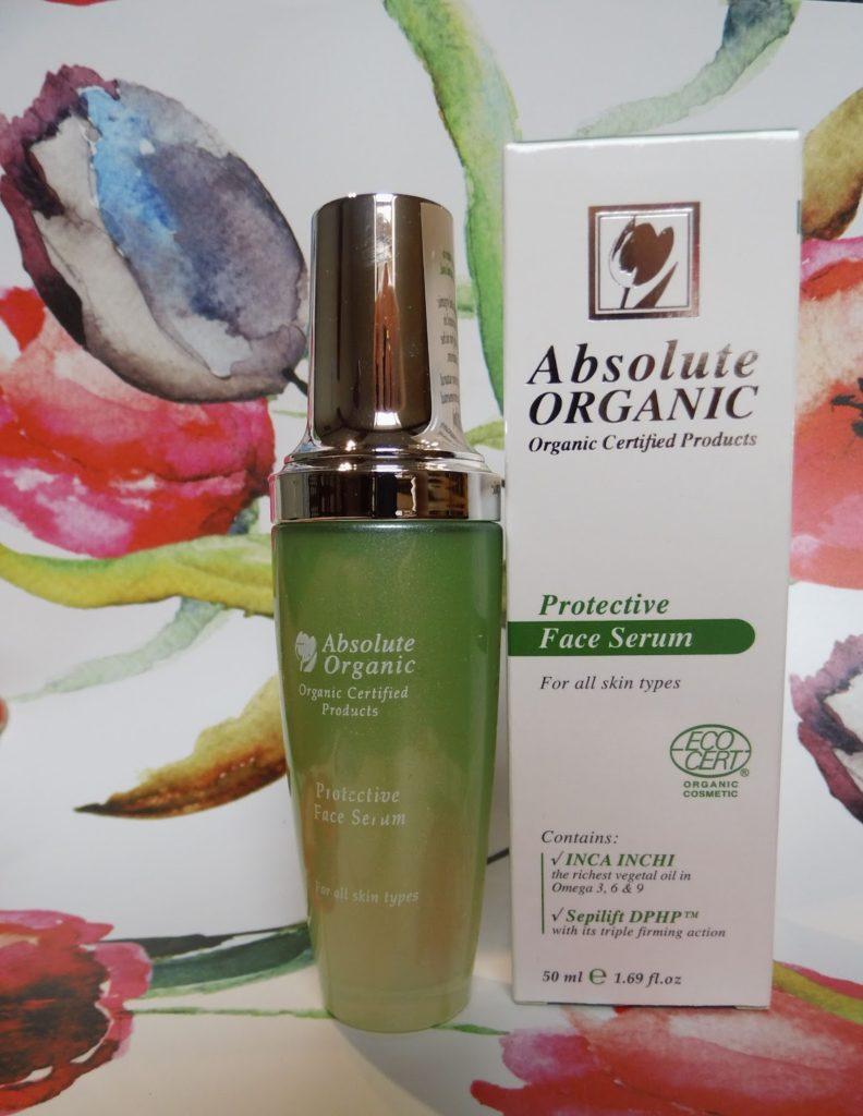 Absolute Organic Face Serum