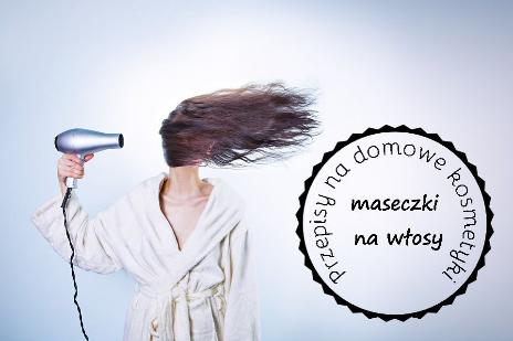 Maseczki na włosy