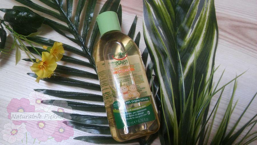 Equilibra Naturalna oliwka pielęgnacyjna