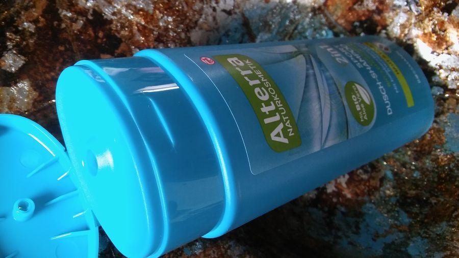 Szampon i Żel pod prysznic Kofeina i trawa cytrynowa Alttera