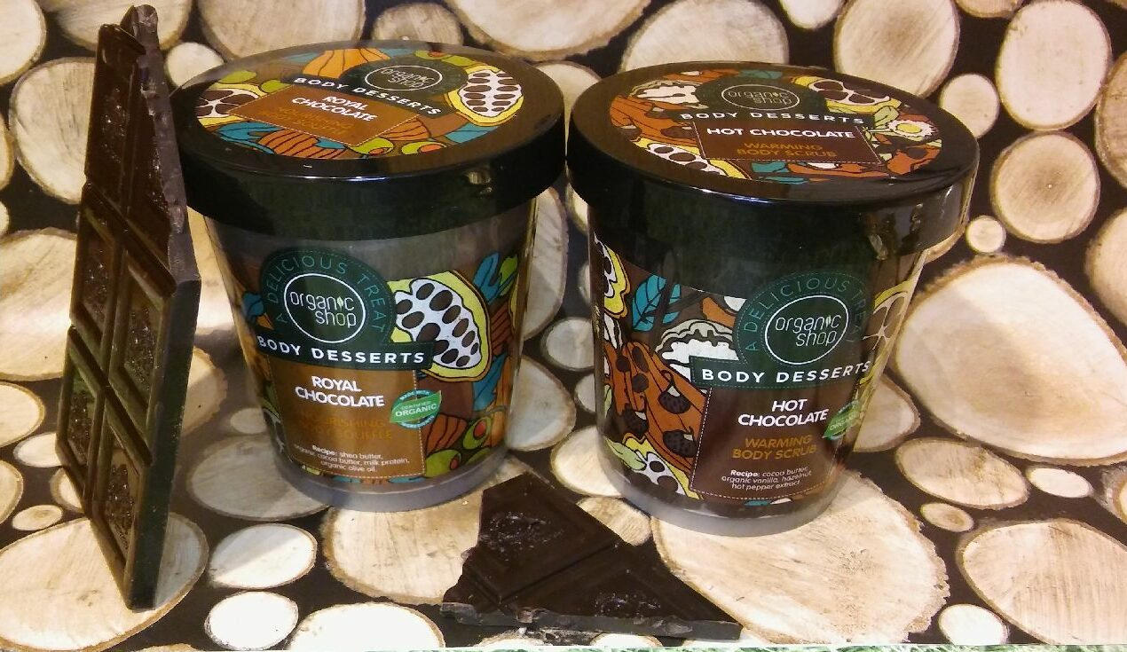 Organic Shop Body dessert czekoladowa rozkosz Czy aby na pewno ?