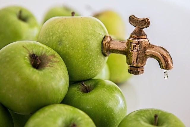 Właściwości soków owocowo warzywnych