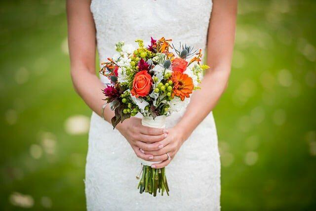 Piękna cera w dniu ślubu