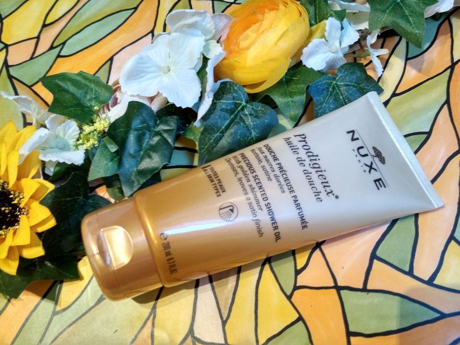 Nuxe Prodigieux olejek pod prysznic dla kobiet