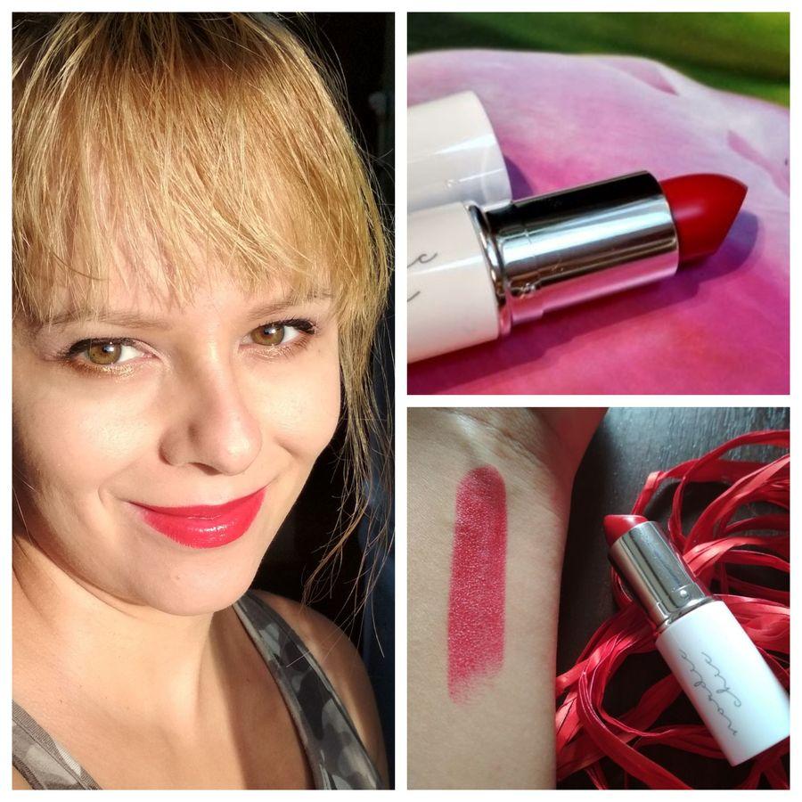 Lumene Nordic Chic  szminka nawilżająca