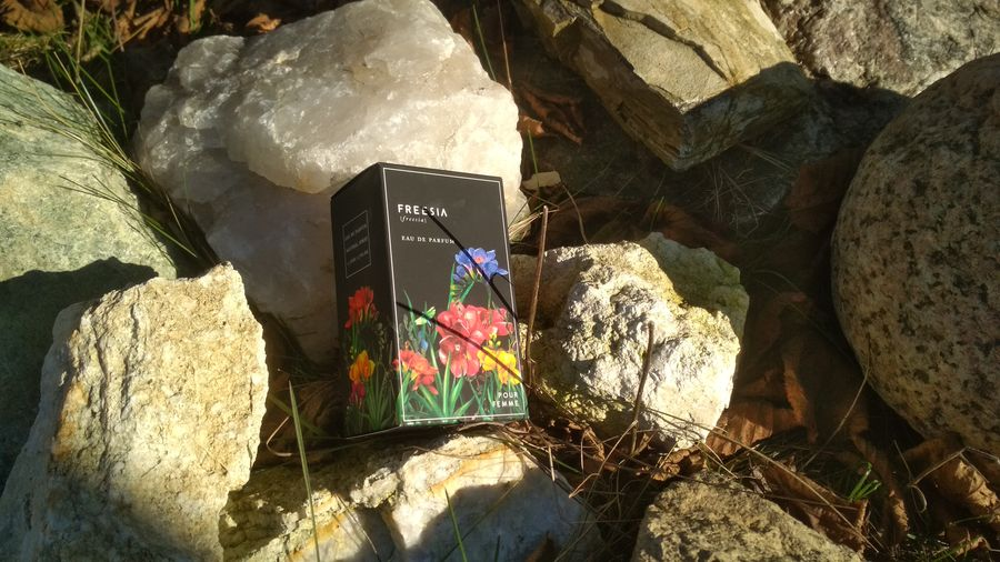Kwiatowa woda perfumowana dla kobiet NOU Freesia