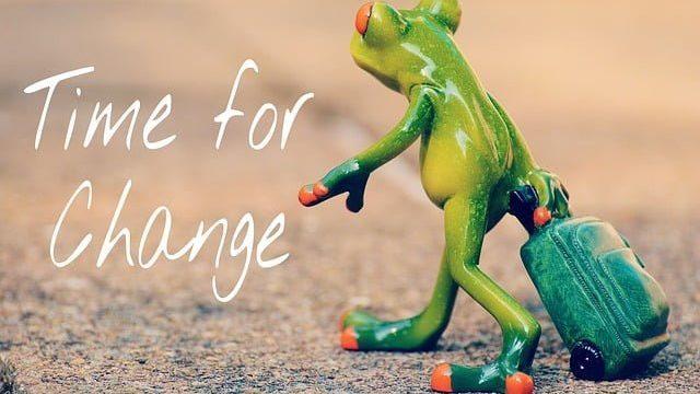 Dlaczego pragniemy zmian ?