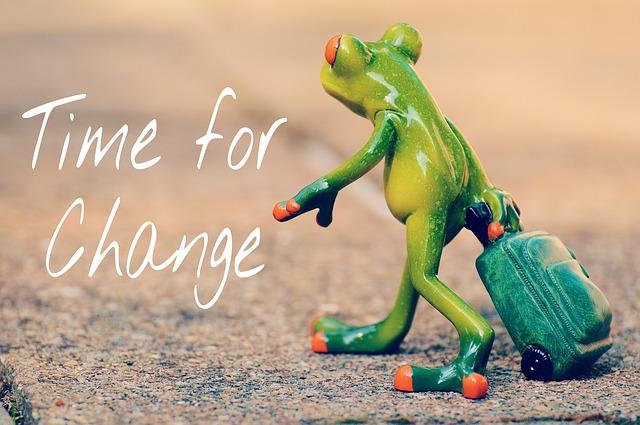 dlaczego się zmieniamy