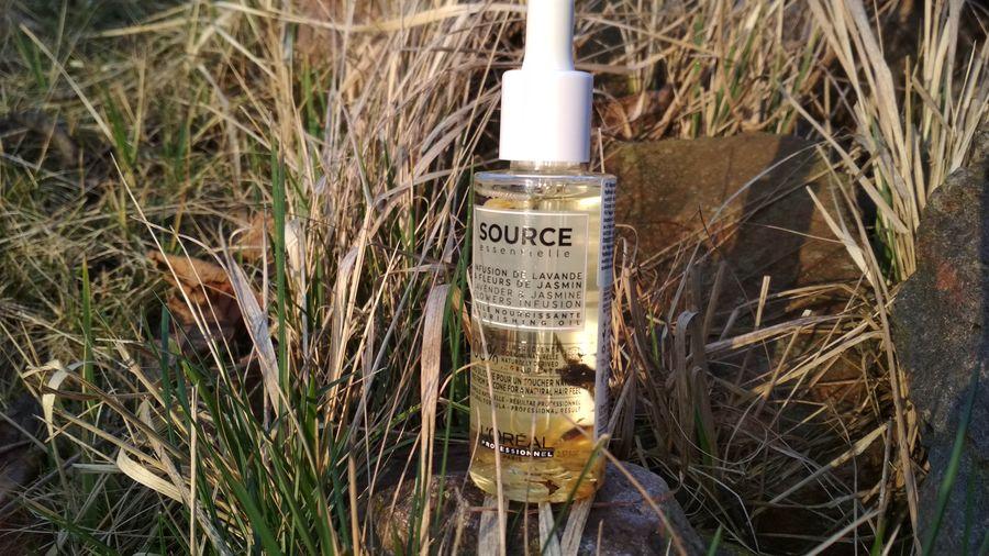 L'Oréal Professionnel Source Essentielle Lavender & Jasmine Flowers Infusionodżywczy olejek do wrażliwych włosów