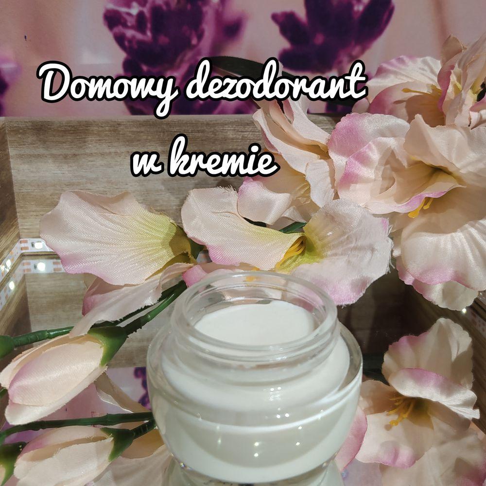 dezodorant w kremie