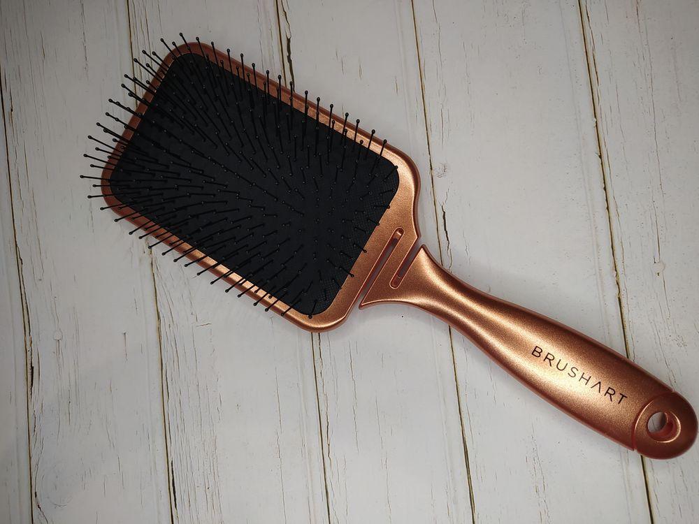 BrushArt Hairpłaska szczotka do włosów