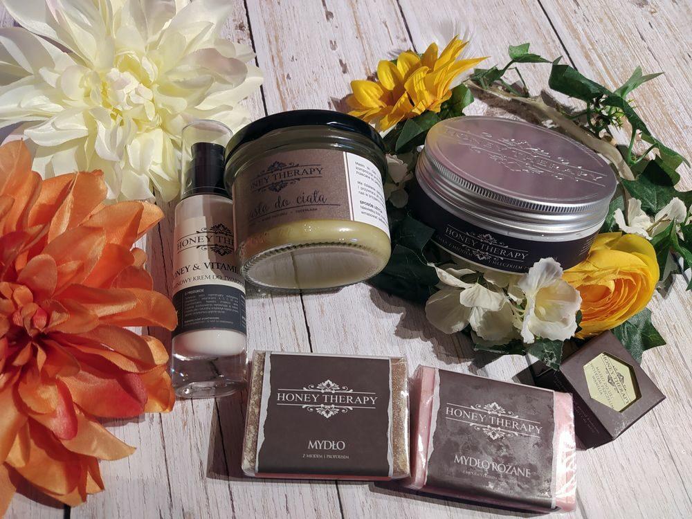Co nieco z Drogerii Olmed – Honey Therapy oraz Tołpa