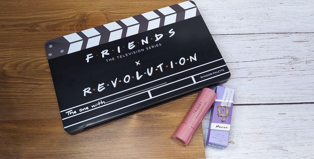 Makeup Revolution X Friends