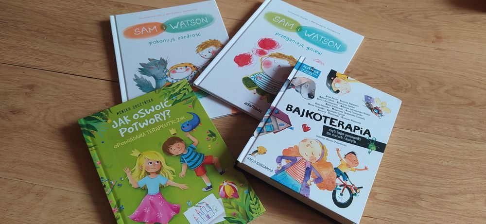 Bajki terapeutyczne – dlaczego warto czytać je dzieciom ?